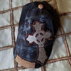 chelona Accessories - Las Vegas bling hat cap